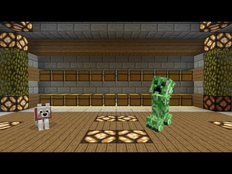 Bailando con Creepers Ep32 | Survival | Almacén