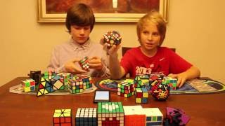The GREAT Cube Relay!! #1