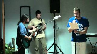 Igalia Blues Band - 10/14 - Come Together (The Beatles)
