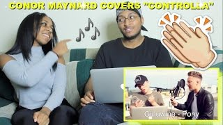 Couple Reacts Drake Controlla Old School R B Medley by Conor Maynard Reaction