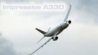 Impressive Airbus A330