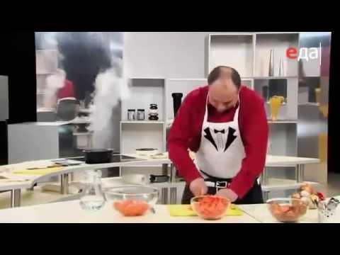 Как пожарить мясо сочным - видео