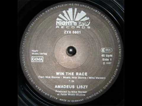 AMADEUS LISZT - WIN THE RACE (ORIGINAL 12'' VERSION) (℗1987)