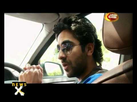 Living Cars: Vicky Doner Star Ayushmann's Love For Cars - Newsx video