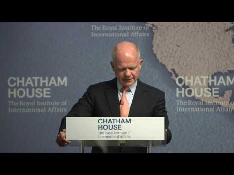 William Hague: Why a Eurosceptic Should Vote to Remain