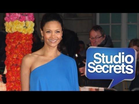 Thandie Newton Spills Tyler Perry's On-Set Pranks - STUDIO SECRETS