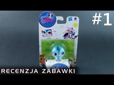 Wesoły Zwierzak z Blistra #1 - polska recenzja zabawki - Littlest Pet Shop