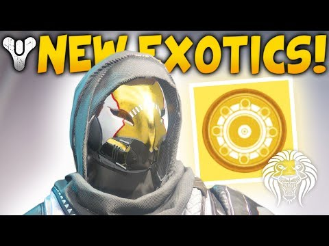 Destiny 2: NEW UPDATE & THEMED EXOTICS! Patch Info, Loot Throttle & Engram Changes