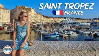Saint Tropez - Jet Set Lifestyle in the Heart of the French Riviera | 90+ Countries With 3 Kids