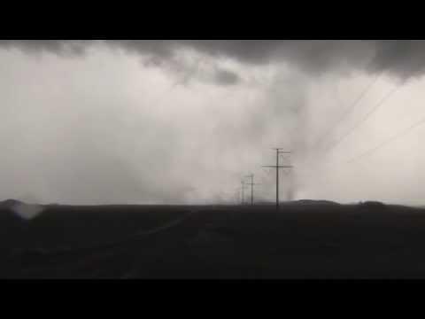 Tornado SW of Binford, ND. June 20, 2015