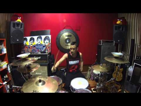 Ikmal Tobing - Nightmare by Avenged Sevenfold - Drum Cover