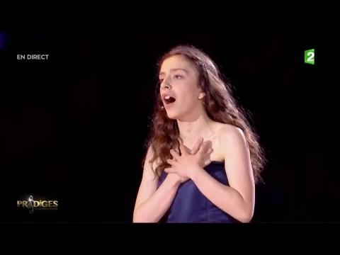 Lucile chante « O mio babbino caro » de Puccini - Prodiges
