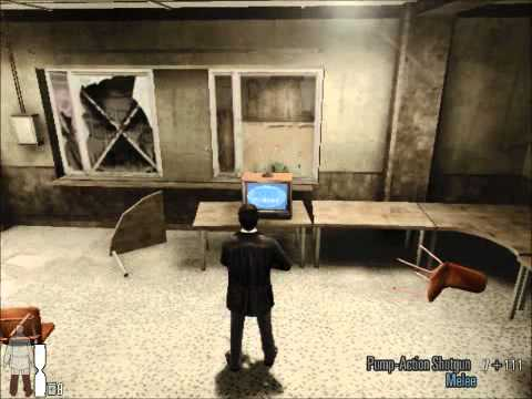 Max Payne 2 Walkthrough Mission 11 In the Middle of