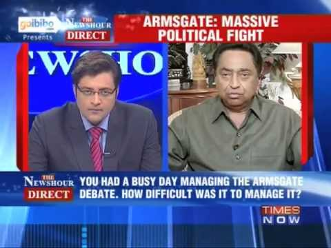 The Newshour Direct: Kamal Nath (Full Interview)