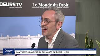 Décideurs du Droit - Lamy Lexel - Lauréat du Palmarès du Droit - Lyon 2020