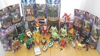 """""1000 Subscribers""""My Digimon Tamers(03) Collection Review-デジモンテイマーズ レビュー"
