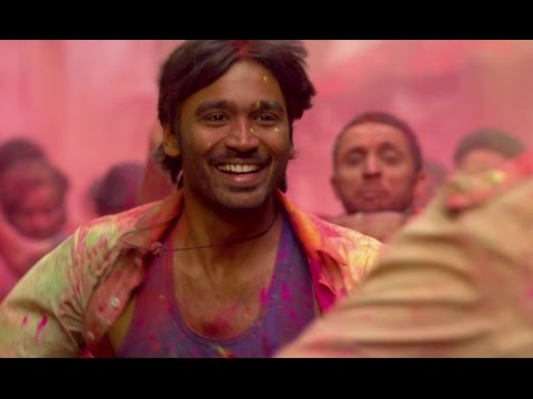 Season Of Holi Gets Wild With Dhanush