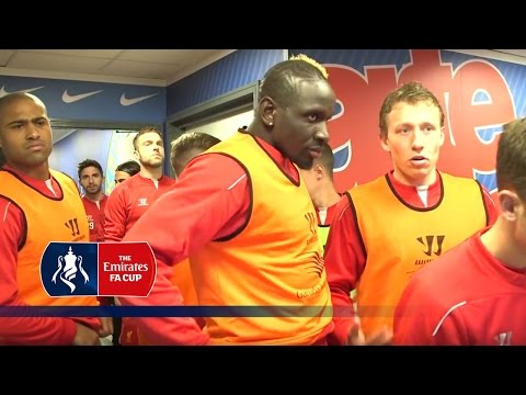 LFC Blackburn tunnel cam