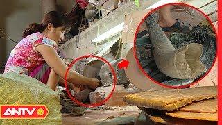 Sống chung với ô nhiễm tại làng chế tác sừng mỹ nghệ Thụy Ứng | An toàn sống | ANTV