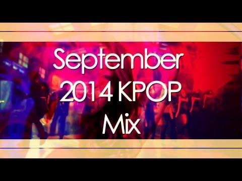 September 2014 Kpop Mix video