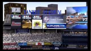 MLB 12 The Show Gameplay Tutorial Pitching Interactive #1