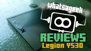 Lenovo Legion Y530 Review - What's A Geek!