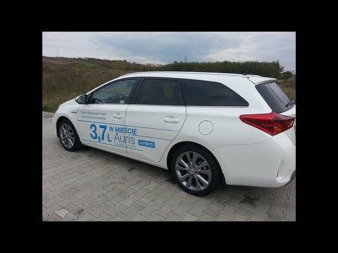 Toyota Auris Touring Sports Hybrid 2013 Test / Review / Walkaround