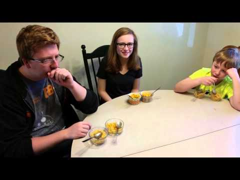 American vs Canadian mac and cheese challenge