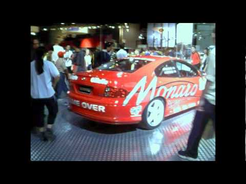 MONARO 2001 V2 RALLY PETER BROCK 05