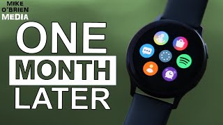 WATCH ACTIVE 2 (Problems and Best Features after 1 Month of Daily Use)
