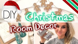 Easy & Cheap DIY Christmas Room Decoration!