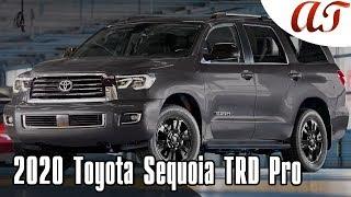 2020 Toyota Sequoia TRD Pro: the design * A&T Design