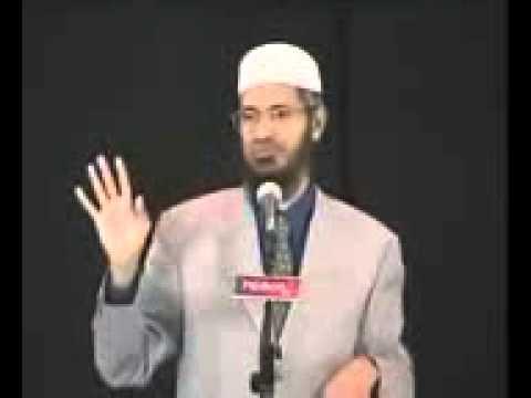 Waseela Dena Haram Hai Shirk Hai Dr Zakir Naik Hi 47528 3gp video