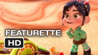 Wreck-It Ralph - Wreck-It Ralph - Featurette (2012) - Disney Animated Movie HD