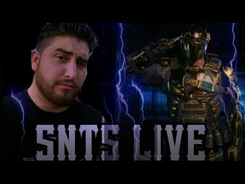 SNTS LIVE: Black Ops 3 (BO3) Midnight Stream in Game Chat
