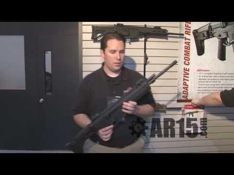 Bushmaster ACR - 2010 SHOT Show - AR15.Com