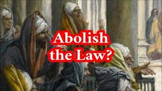 Video: Jesus did not abolish Jewish Law - RTC