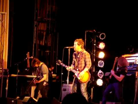 David Cook - Kiss On The Neck 03 01 09 video