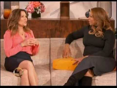 Mary McDonnell on the queen latifah show