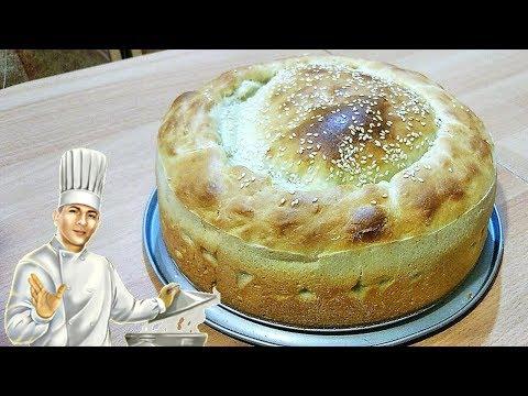 Пирог Чизбургер или мясной пирог с сыром