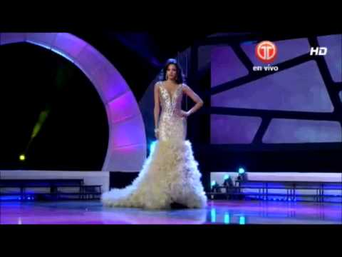 Miss Universe Panama 2013-2014 - Carolina Brid! (Miss Universo) Swimsuit + Evening Gown