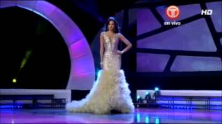 Miss Universe Panama 2013-2014 - Carolina Brid! (Miss Universo) Swimsuit + Evening Gown