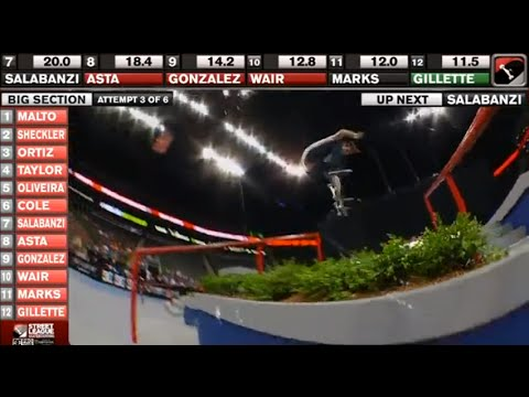 Street League 2012: Heats On Demand - Kansas City Qualifying Heat 3 Big Section