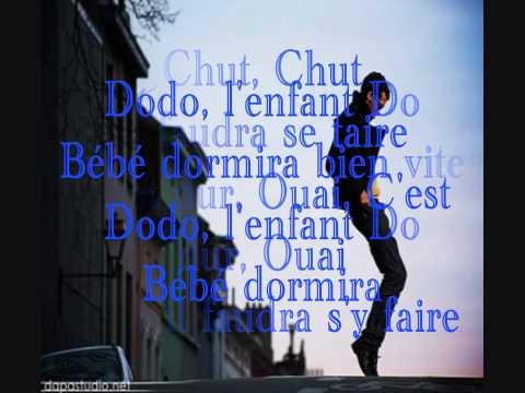 Dodo Stromae Paroles-Lyrics