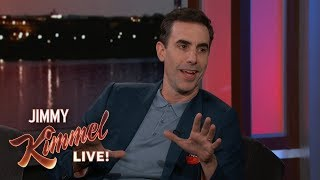 Sacha Baron Cohen on Pranking Politicians