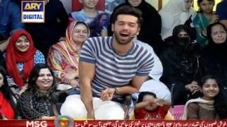 Jeeto Pakistan 23rd April 2017 | Dance Participant (Muhammad Usman)