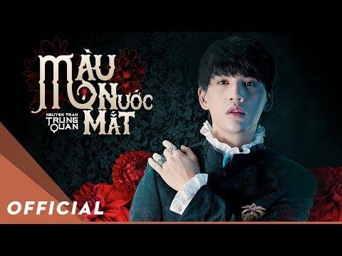 Màu Nước Mắt - Nguyễn Trần Trung Quân | Official Music Video thumbnail