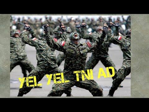 KEREN!! Yel Yel TNI Paling Di Takuti Dan Di Segani thumbnail
