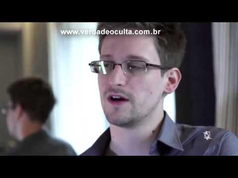 A entrevista de Edward Snowden, que denunciou o esquema de espionagem dos EUA. (EM PORTUGUÊS)