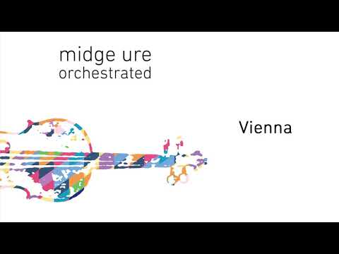 Midge Ure - Vienna (Orchestrated) (Official Audio)